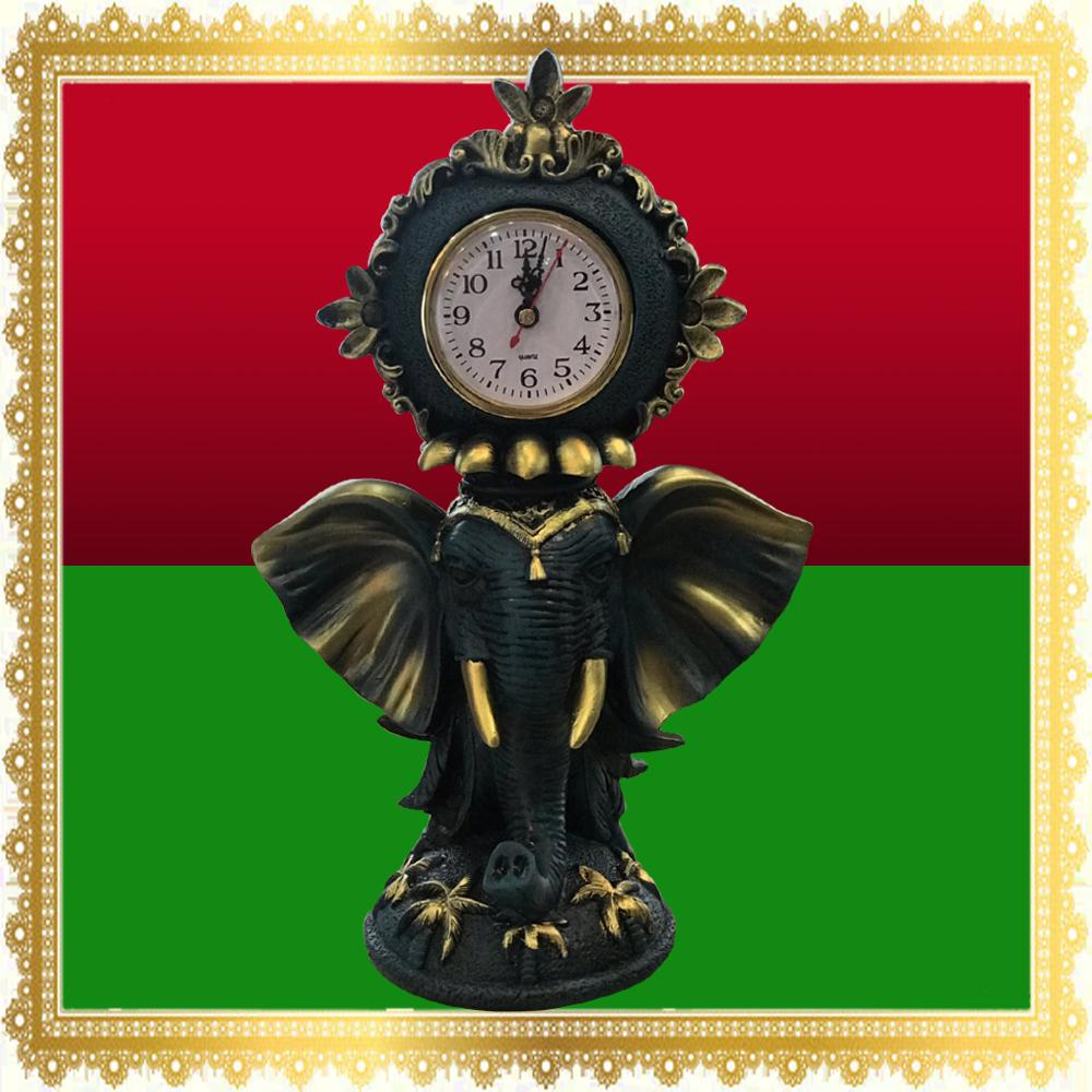 นาฬิกาช้างดำ